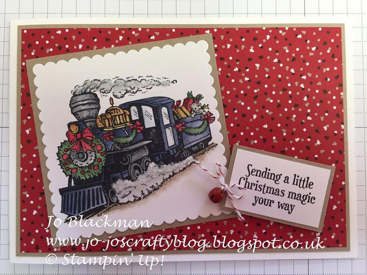 Card Making Ideas Stampin Up Part - 21: 13939386_10154352790182208_4769871462872284899_n.jpg (960×720). Homemade  Christmas CardsStampin Up ChristmasChristmas 2016Christmas IdeasXmas ...