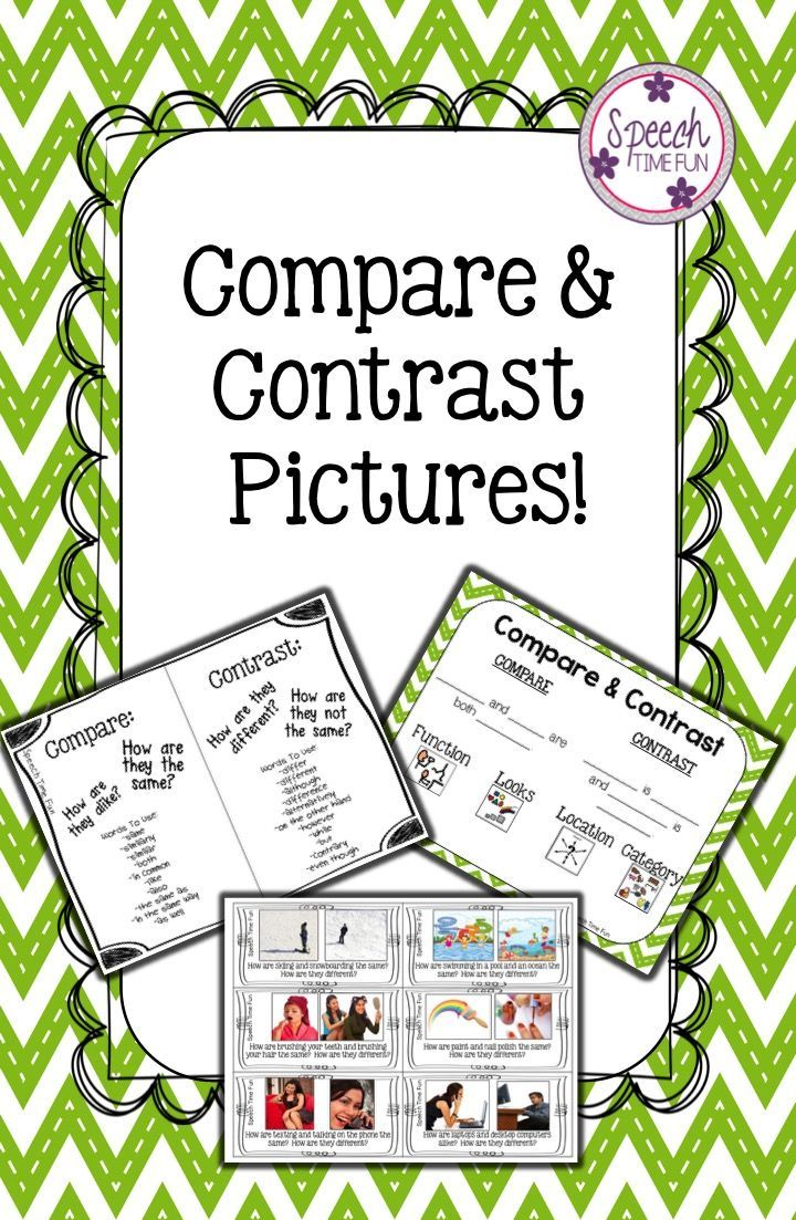best compare contrast images compare and compare and contrast pictures