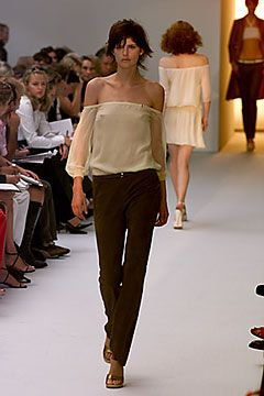 Strenesse Spring 2000 Ready-to-Wear Collection Slideshow on Style.com