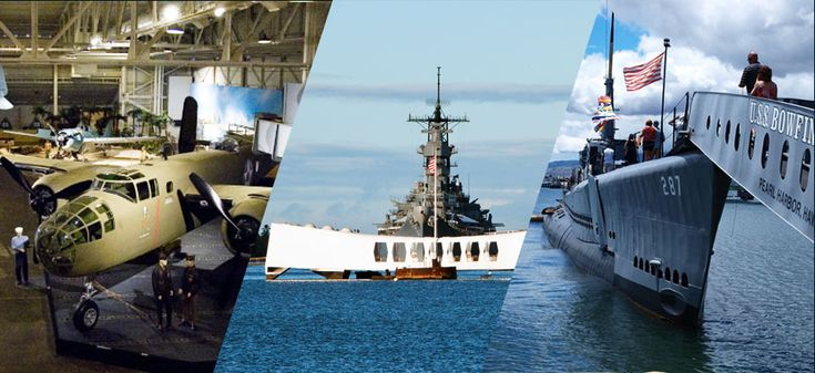 Purchase your Passport to Pearl Harbor and experience all four Pearl Harbor historic destinations at your leisure over two days for a discounted rate.