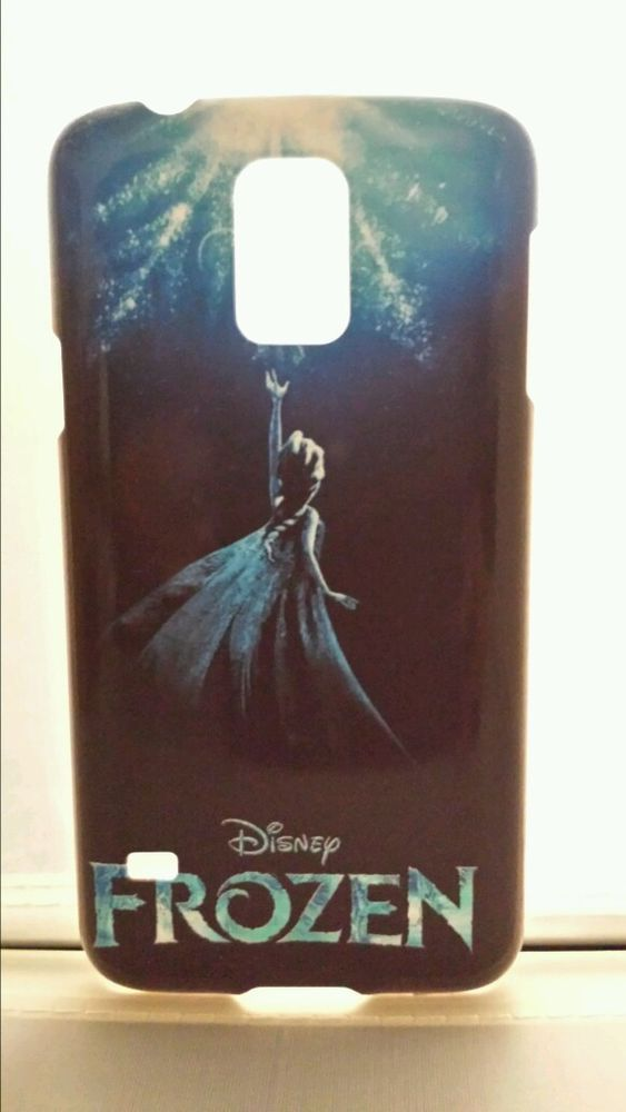 Samsung Galaxy S5 phone case feat Disneys Frozen (new)
