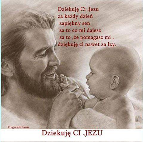 Dziękuję Ci Jezu !