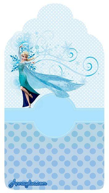 Entre los personajes de Frozen más pedidos por las niñas a la hora de elegir una temática para su fiesta de cumpleaños, resulta ser Elsa la favorita. Hoy les dejamos un nuevo kit imprimible de Elsa…