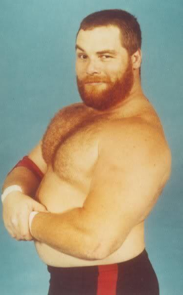 STRENGTH FIGHTER™: A Young Jim 'The Anvil' Neidhart looking like Sami...