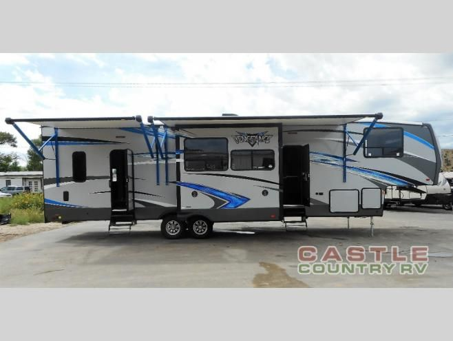 New 2018 Forest River Rv Vengeance 348a13 Toy Hauler Fifth Wheel