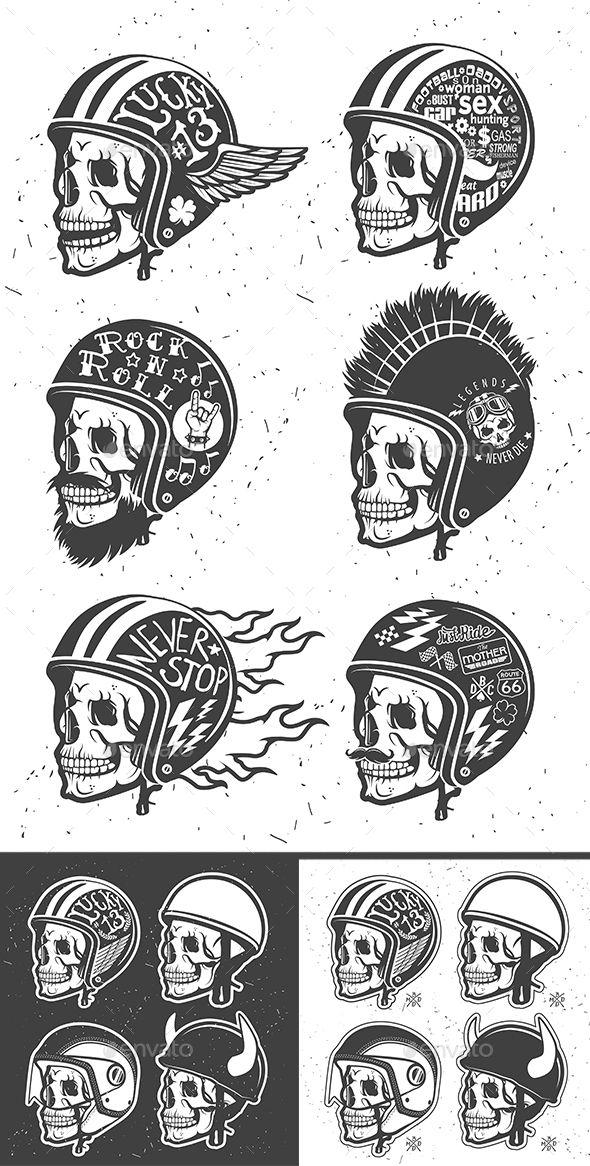 Helmet with Cranium – Folks Characters