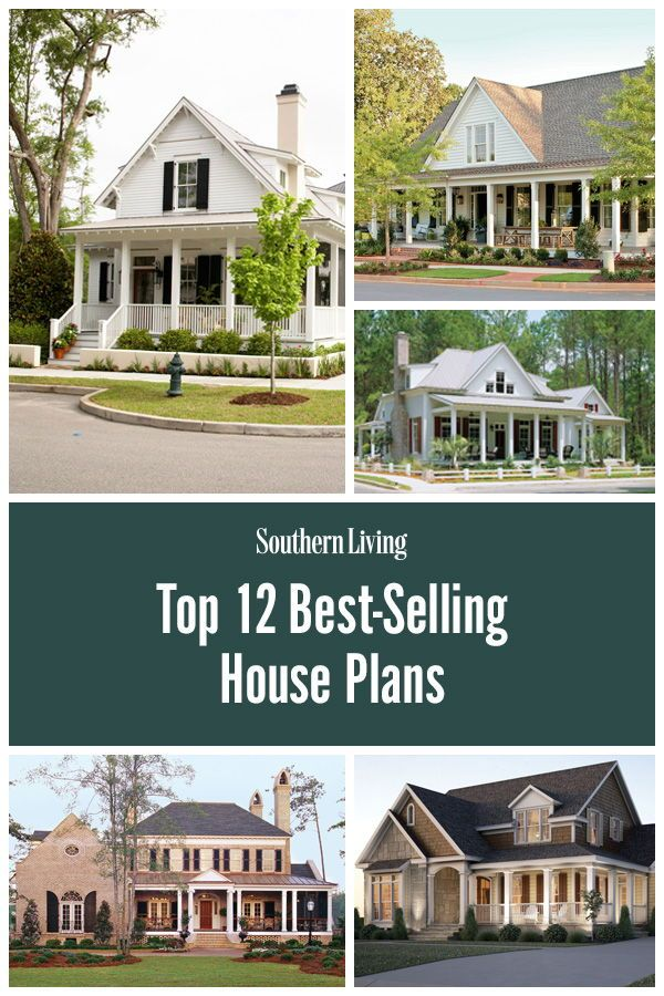 Top 12 Best Selling House Plans House Plans Selling House House