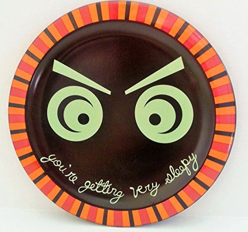 youre getting very sleepy ceramic halloween plate grassland roads http - Halloween Plates Ceramic
