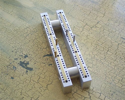 cribbage board drilling templates - 86 best images about contare i punti on pinterest track