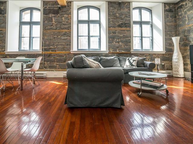 Appartement à Louer - 325,Rue du St-Sacrement, Ville-Marie (Centre-Ville, Vieux-Montréal) | Logis Québec