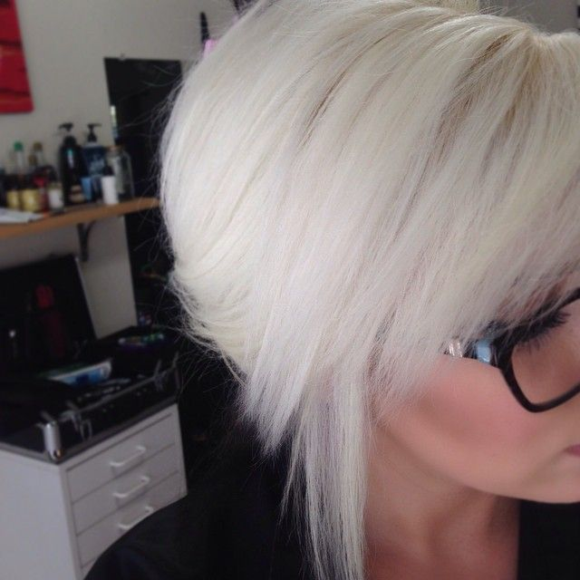 gray haircuts 34 best new haircolor images on colourful hair 4813