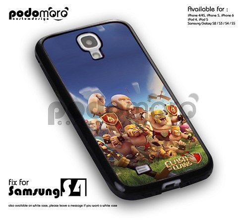 Clash Of Clans - samsung s4