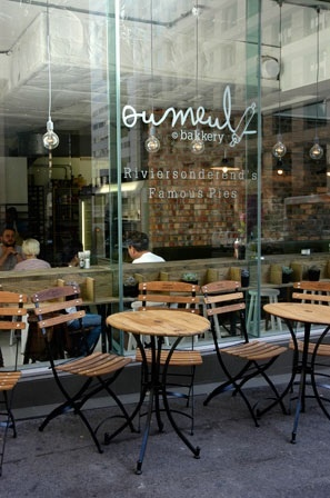 Ou Meul Bakery - Cape Town, South Africa