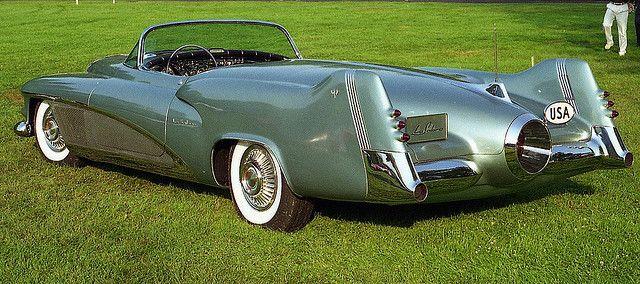1951 Buick LeSabre concept car - (Buick Motor Car Company, Flint, Michigan 1903-present)
