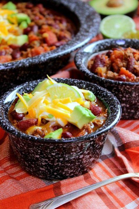 Chili A Ricardo Cuisine Recipe