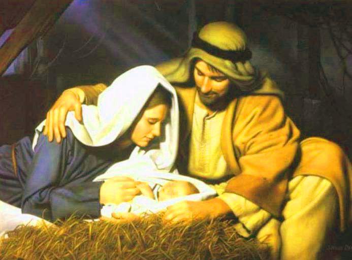 jesus nazaret imagenes cuando nació