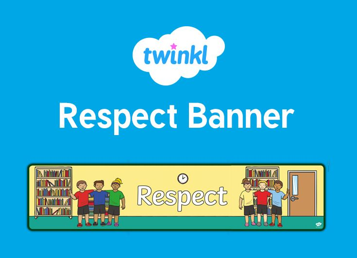 Compliments the other Respect resources perfectly.