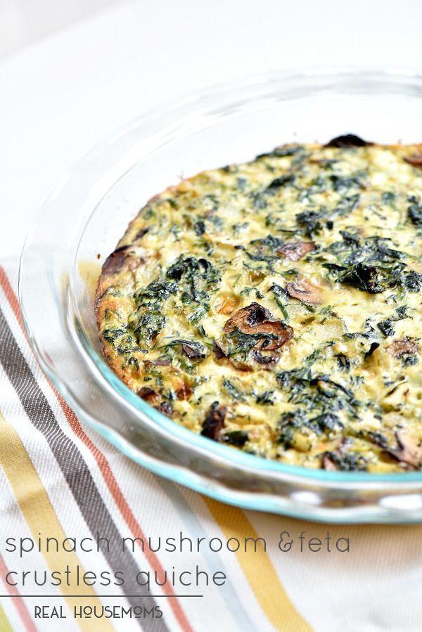 feta easy quiche quiche impossible pie loaded baked potatoes quiche ...