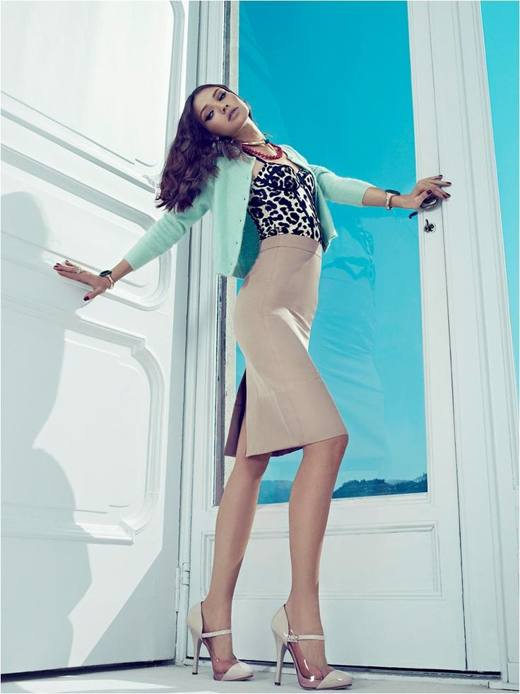 Bambola | Margaryta Senchylo | Andoni & Arantxa #photography | Yo Dona April 2012