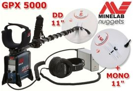 GPX 5000 Gold Detector from Minelab - one of a kind ...