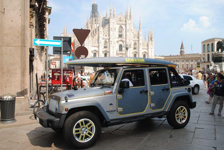 jeep wrangler in jeans  limited edition  2012-2013 by Printer milano    facebook    ant printer tarantini