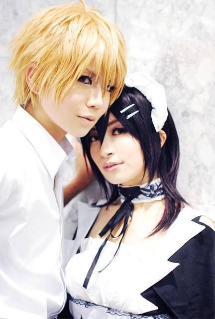 maid sama cosplay alodia - photo #14