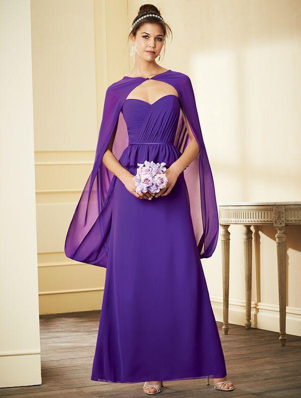 Alfred Angelo Long Bridesmaid Dress 7297l Bridal