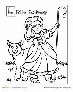 107 best Nursery Rhymes Preschool Theme images on
