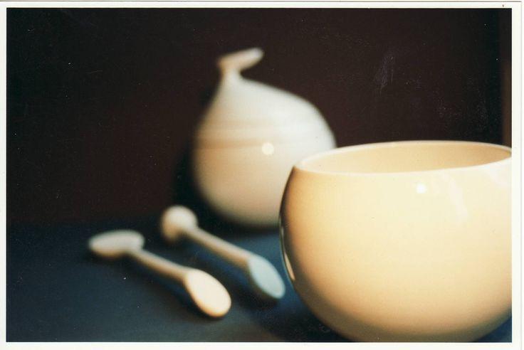 Ceramic laboratory for making homemade cosmetics