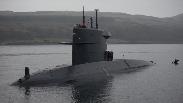 awesome 'Rusland verjaagt Nederlandse onderzeeër op Middellandse Zee'