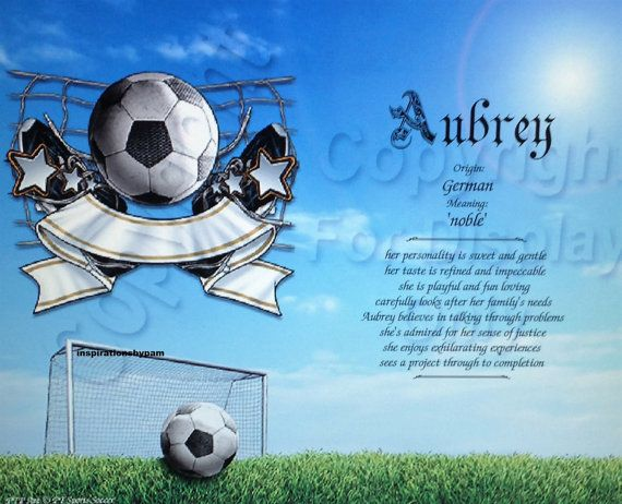 Aubrey First Name Meaning Art Print-Name by inspirationsbypam #etsyshop #etsyseller #handmade