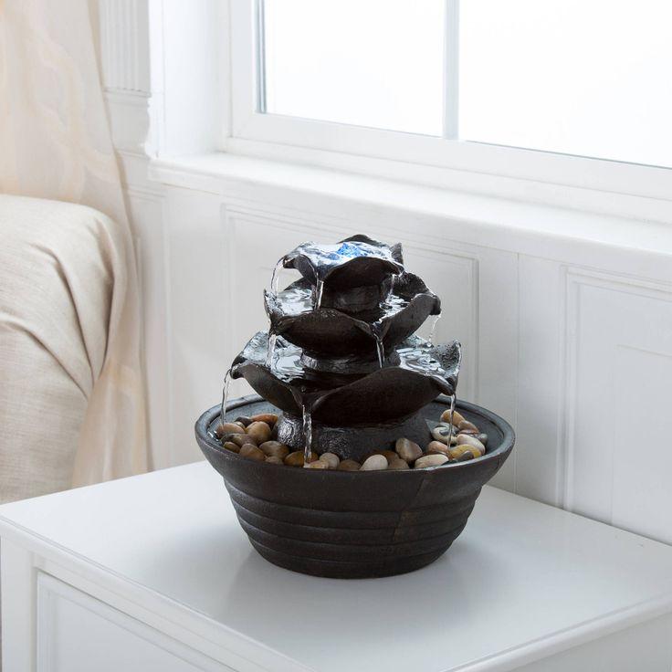Die besten 25+ Indoor wasserbrunnen Ideen auf Pinterest