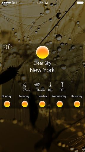 Weather 2017 Pro v1.1   Weather 2017 Pro v1.1Requirements:4.0 and upOverview:Weather 2017 is the best weather forecast app it provides the day and night detail weather data at same time with real-time temperature and next five days weather forecast. Enjoy Your New Year 2017 Celebrations with accurate weather conditions..!!  Provides local weather forecast summaries an overview of the next five days along with description of the weather during the five days. Experience the super accuracy that…