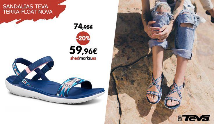 Sandalias Teva Terra-Float Nova Mujer http://www.shedmarks.es/sandalias-mujer/4159-sandalias-teva-terra-float-nova.html