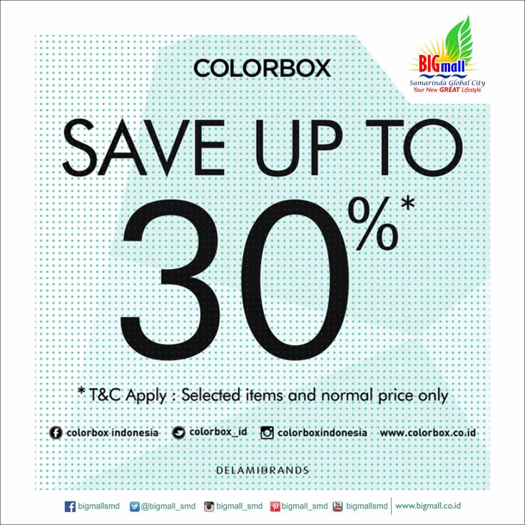 Promo and Discount from Our Tenant..
