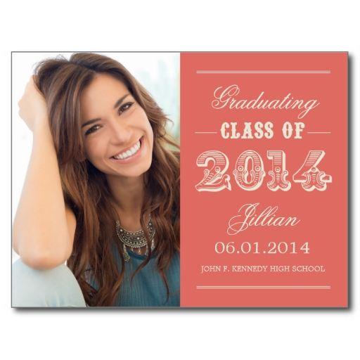 31 best Graduation Postcards images – Graduation Postcard Invitations