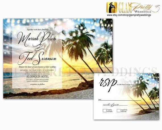 Sunrise Wedding Invitations: Best 25+ Wedding String Lights Ideas On Pinterest