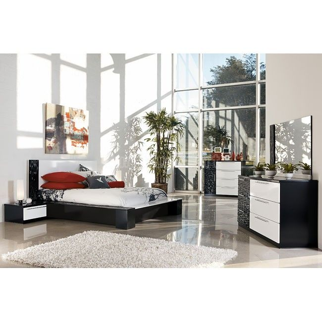 Ashley Bedroom Sets White Prentice white bedroom set with metal