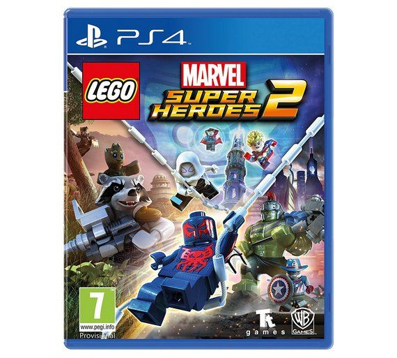 Buy Lego Marvel Superheroes 2 PS4 Pre-Order Game at Argos.co.uk, visit Argos.co.uk to shop online for PS4 games, PS4, Video games and consoles, Technology