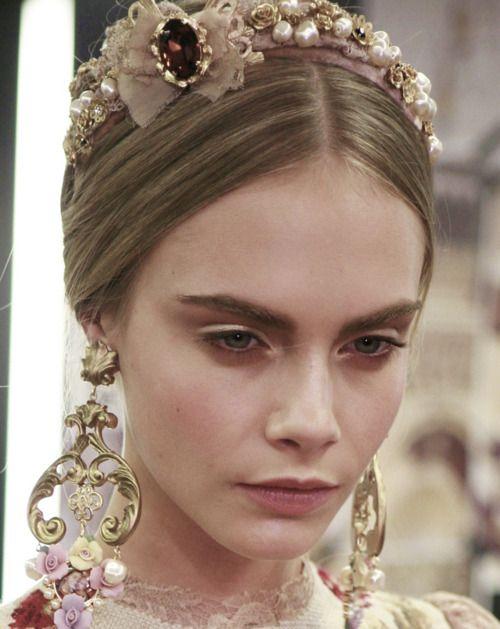 Dolce& Gabbana F/W 2013