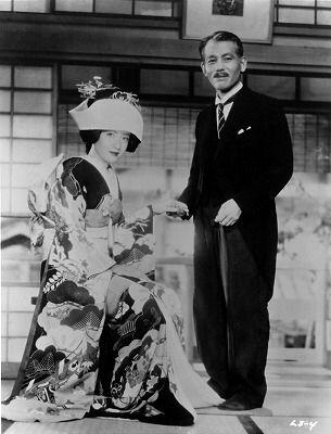 Setsuko Hara(原節子) and Ryu Chishuu(笠智衆) 1949 Late Spring (晩春)