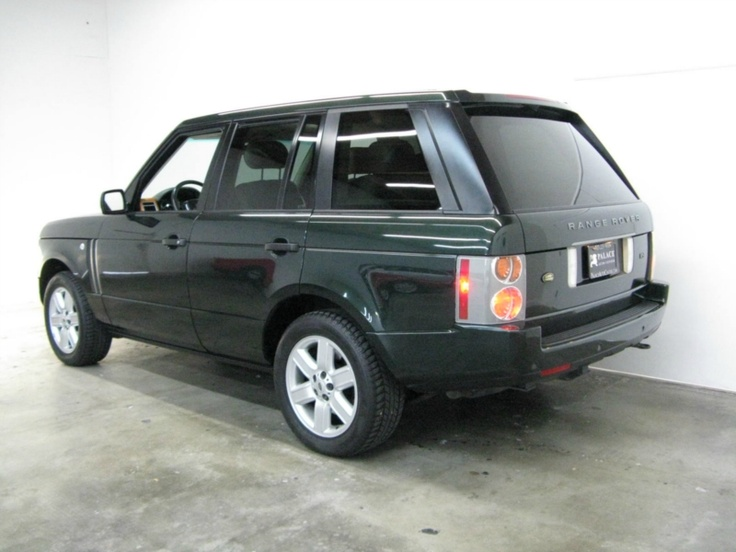 2003 Land Rover Range Rover HSE 4WD  with BMW engine| Palace Auto Center  #LandRover #RangeRover #HSE #BMWengine #SUV #cars #forsale