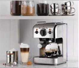 Dualit launches the new coffee system