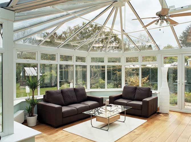 Effectiveness of Conservatory to improve your home.