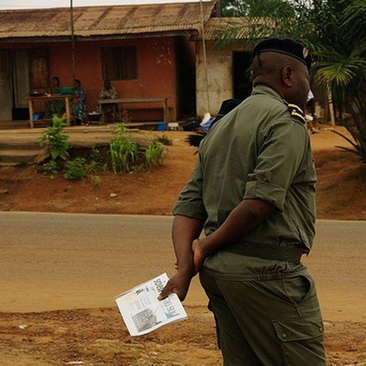 CAMEROUN :: Yaoundé, Kumba : Les vexations et brimades :: CAMEROON
