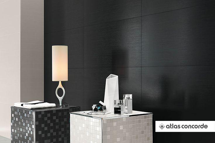 #BRILLIANT Nocturne | #AtlasConcorde | #Tiles | #Ceramic