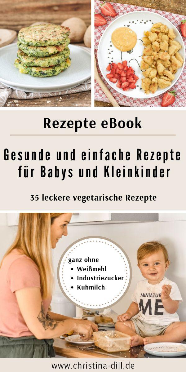 Rezepte e-Book – Christina Dill – Mamablog