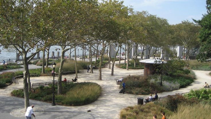 37 Best Images About Piet Oudolf Battery Park New York