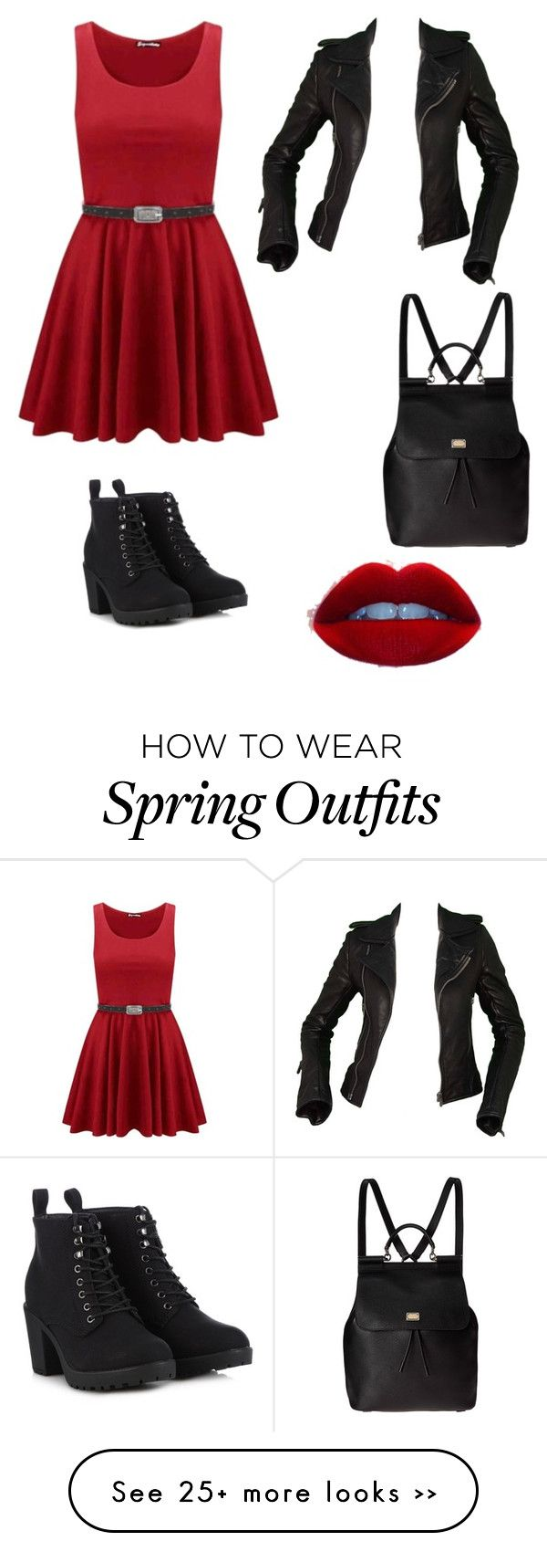 """My First Polyvore Outfit"" by kestas-atkirta on Polyvore"