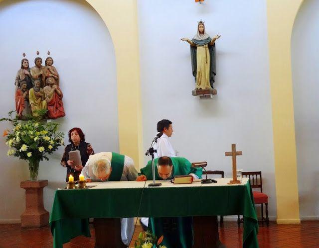 Capturador de Imágenes: El altar representa a Cristo.
